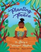 Planting peace Book cover