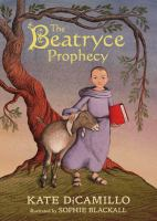 The Beatryce Prophecy Book cover