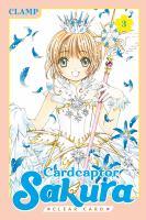 Cardcaptor Sakura. 3 Clear card Book cover