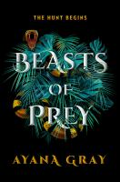 Beasts of prey Book cover