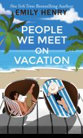 People we meet on vacation Book cover