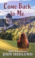 Come back to me Book cover