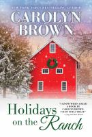 Holidays on the ranch Book cover