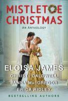 Mistletoe Christmas : an anthology Book cover