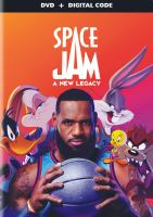 Space jam : a new legacy Book cover