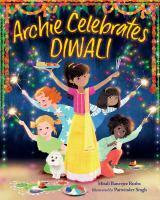 Archie celebrates Diwali Book cover
