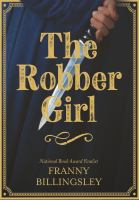 The Robber Girl Book cover