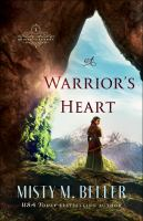 A warrior's heart Book cover