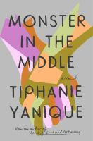 Monster in the middle Book cover