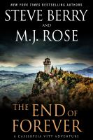 The end of forever Book cover