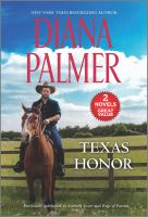 Texas honor Book cover