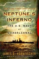 Neptune's inferno : the U.S. Navy at Guadalcanal Book cover