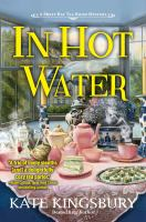 In hot water Book cover