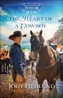 The heart of a cowboy Book cover