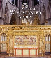 Treasures of Westminster Abbey Book cover
