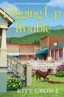 Digging up trouble Book cover