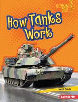 How tanks work Book cover
