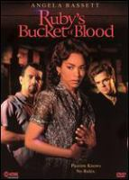 Ruby's bucket of blood Book cover