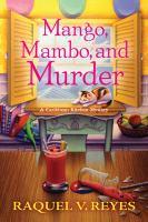 Mango, mambo, and murder Book cover
