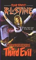 Cheerleaders : the third evil Book cover