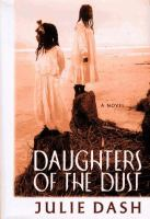 Daughters of the dust  Cover Image