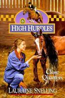 Close quarters  Cover Image